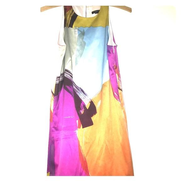 Ann Taylor Dresses & Skirts - ✨petite silk sleeveless dress